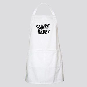 """Shake 'N' Bake""  BBQ Apron"