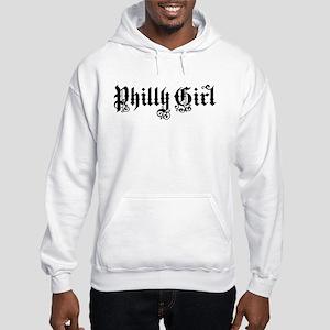 Philly Girl Hooded Sweatshirt
