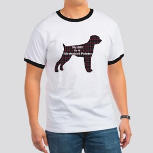 BFF Wirehaired Pointer Ringer T