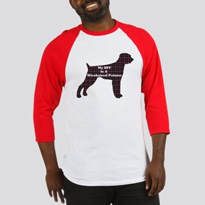 BFF Wirehaired Pointer Baseball Jersey