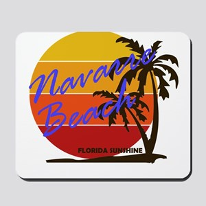 Florida - Navarre Beach Mousepad