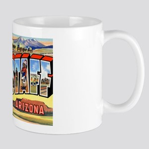 Flagstaff Arizona Greetings Mug