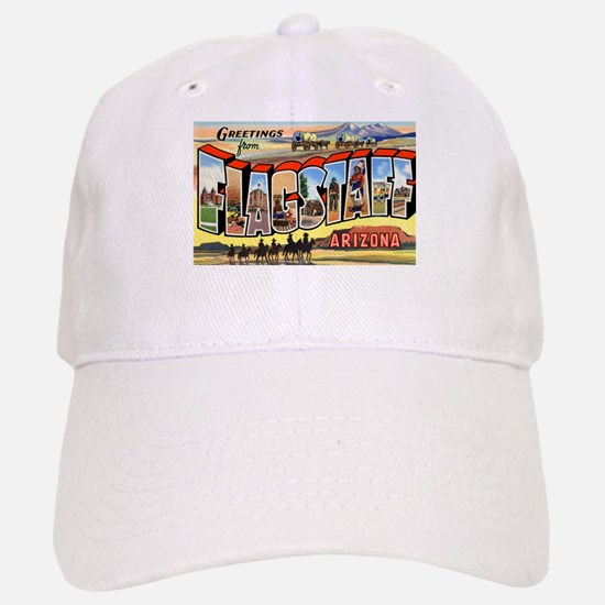 Flagstaff Arizona Greetings Baseball Baseball Cap