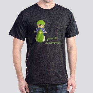 Just Scoot-Scooter Lover Gear Dark T-Shirt
