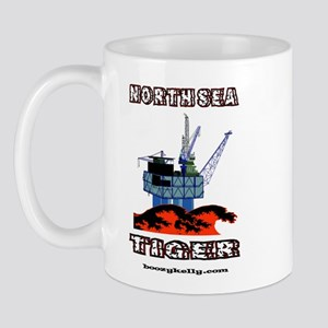 North Sea Tiger Mug