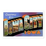 Iowa city Postcards