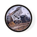 Dump Truck #1 - Wall Clock