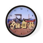 Roller Truck - Wall Clock
