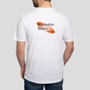 Manhattan Beach, California Fitted T-Shirt