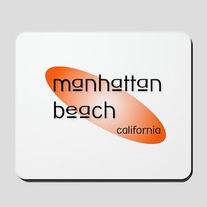 Manhattan Beach, California Mousepad