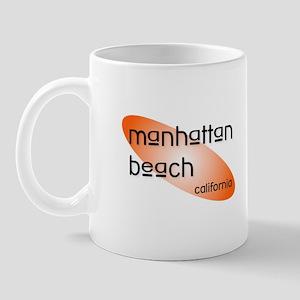 Manhattan Beach, California Mug