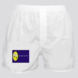 Pacman Fight Boxer Shorts