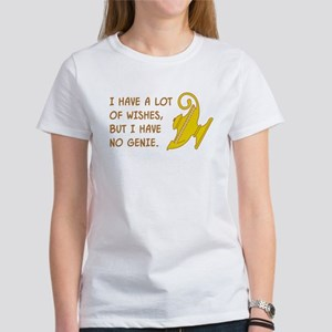 No Genie Women's T-Shirt