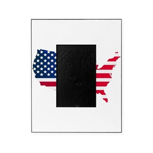 United States Map Picture Frame.Us Map Picture Frames Cafepress