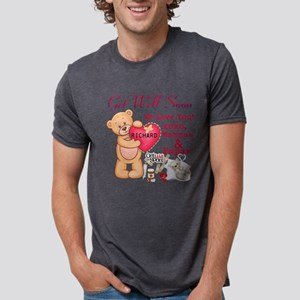 Get Well Soon Personalize T-Shirt