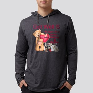 Get Well Soon Personalize Long Sleeve T-Shirt