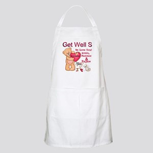 Get Well Soon Personalize Light Apron