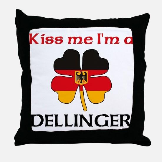 Dellinger Family Throw Pillow