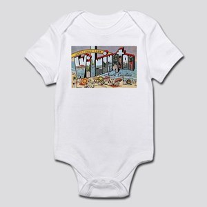 Wilmington North Carolina Greetings Infant Bodysui