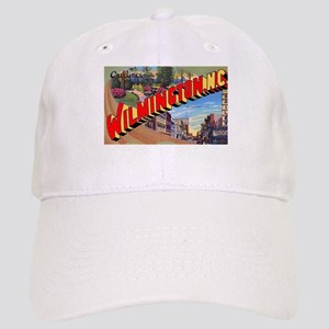 Wilmington North Carolina Greetings Cap