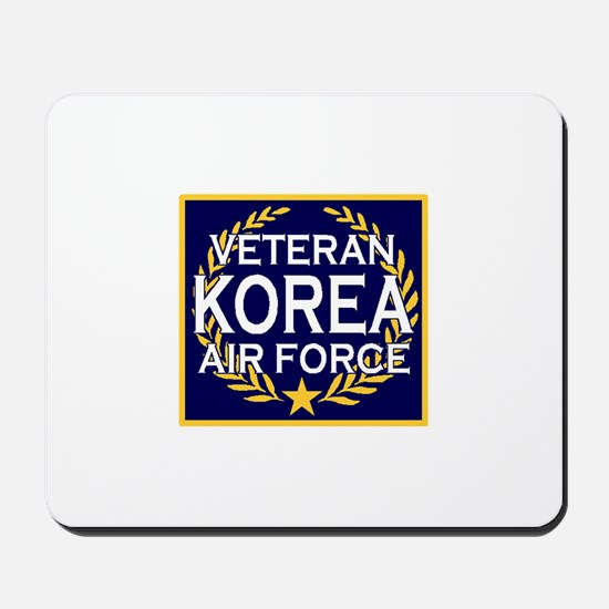 AIRFORCE VETERAN KOREA Mousepad