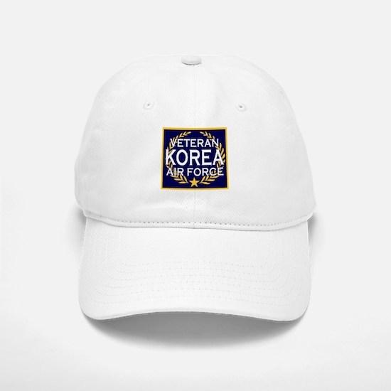 AIRFORCE VETERAN KOREA Baseball Baseball Cap