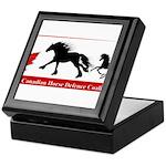 CHDC Logo: Keepsake Box