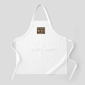 ARMY VETERAN WW II BBQ Apron