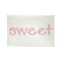 sweet Rectangle Magnet (100 pack)