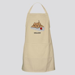 Chillaxin' Dog BBQ Apron