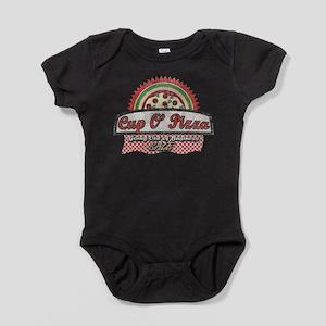 Cup O'Pizza Infant Bodysuit Body Suit