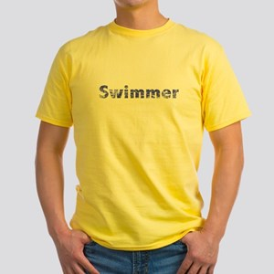 US Coast Guard Motto Yellow T-Shirt