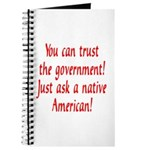 You can trust the government! Journal