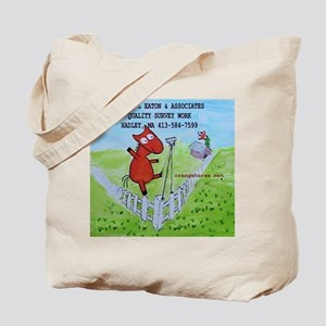 Custom Surveyor Tote Bag