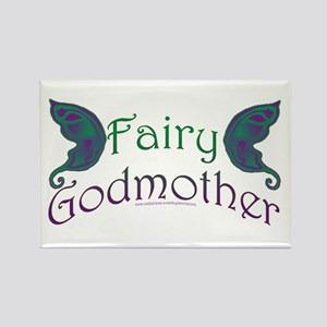 Fairy Godmother Rectangle Magnet