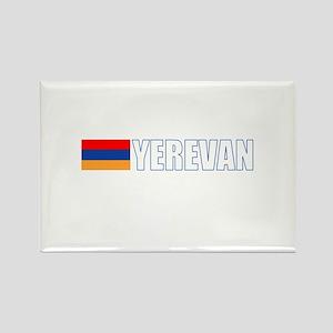 Yerevan, Armenia Rectangle Magnet