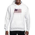 Proud to be an American... Hooded Sweatshirt