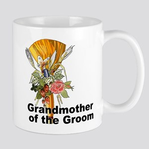 Jumping the Broom Grandmother of the Groom Mug