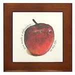 Teacher Gifts Framed Tile