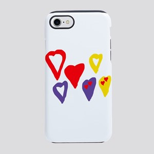 I Have heart iPhone 8/7 Tough Case