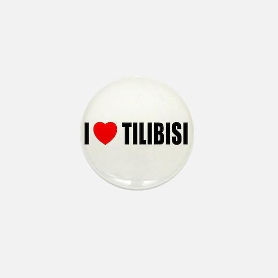 I Love Tilibisi Mini Button