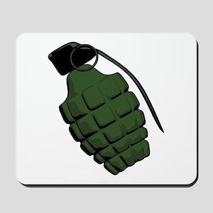 Pineapple Grenade Mousepad