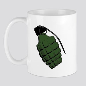 Pineapple Grenade Mug