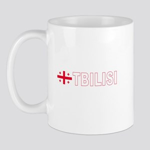 Tbilisi, Georgia Mug