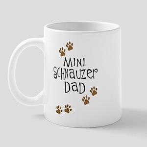 Mini Schnauzer Dad Mug