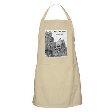 Fuller and Son Brewery BBQ Apron