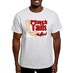 Pinch Tails, Suck Heads! Ash Grey T-Shirt