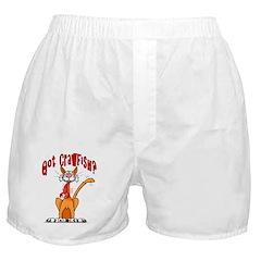Got Crawfish? Boxer Shorts