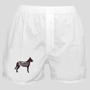 BFF Beauceron Boxer Shorts