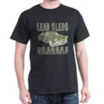 Lead Sleds in Green Dark T-Shirt